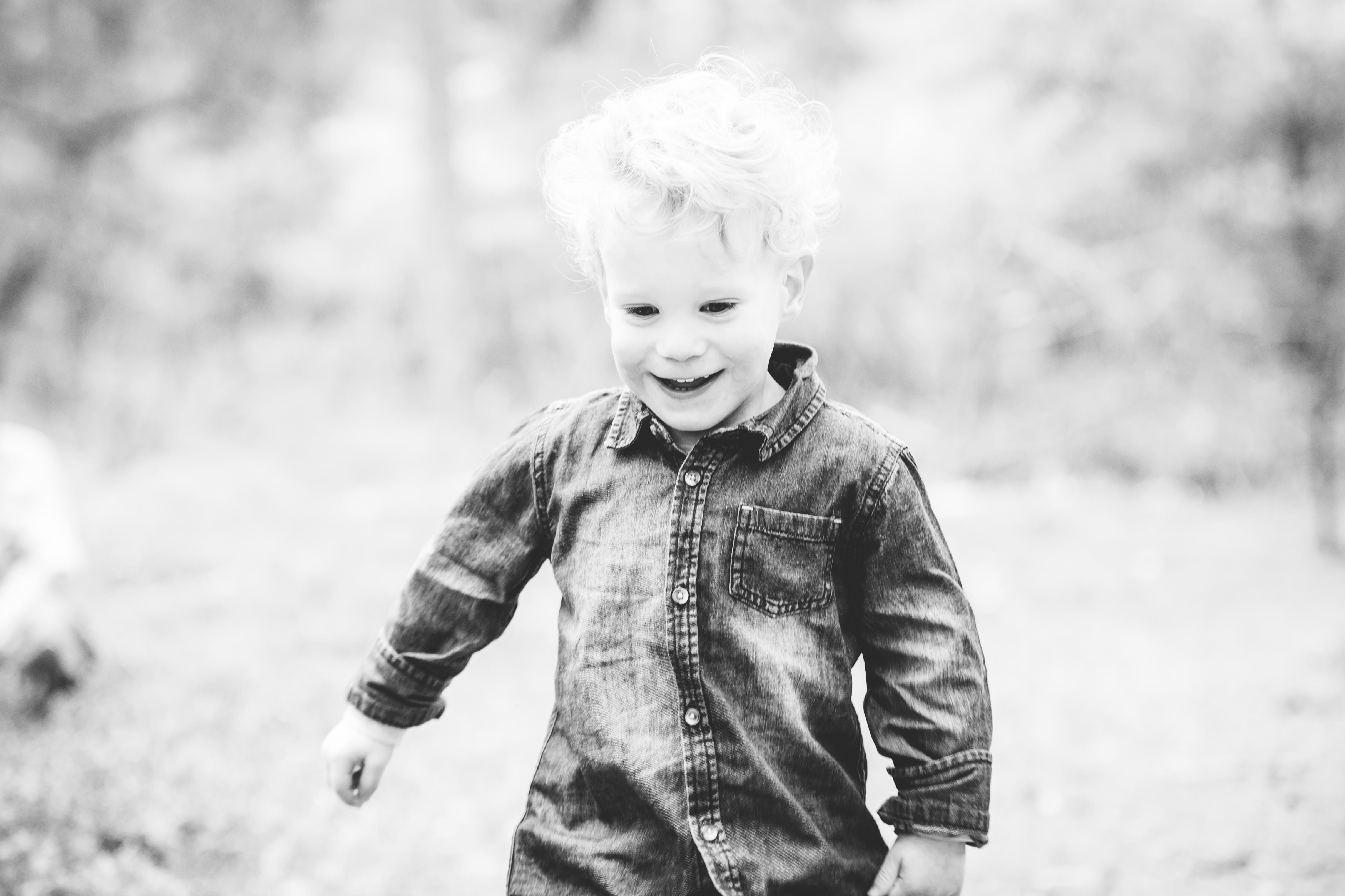 Wereld Prematuren Dag - Jona 3,5 jaar oud